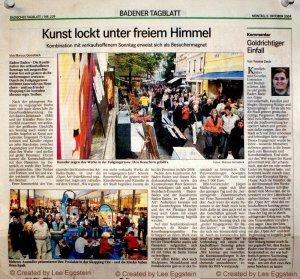 Presseartikel Baden-Baden