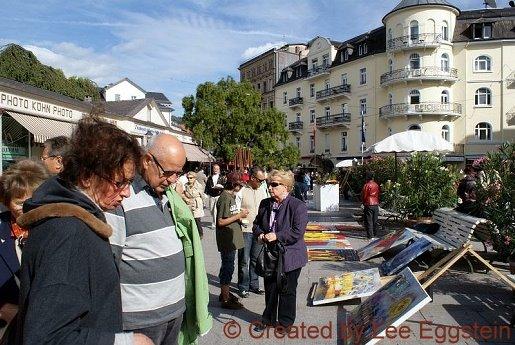 Ruth Kissling à Baden-Baden