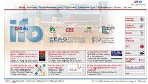© 1999-2009 ifo Institut für Wirtschaftsforschung e.V. München | www.cesifo-group.de