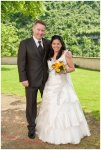 Das wunderschöne Brautpaar