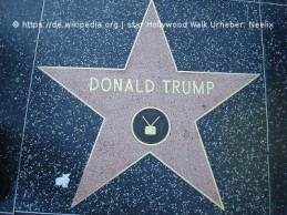 © https://de.wikipedia.org | star Hollywood Walk | Urheber: Neelix