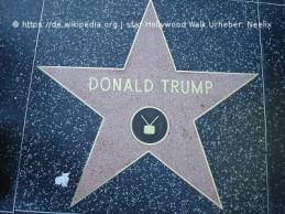 © https://de.wikipedia.org | star Hollywood Walk | Urheber: Neelix