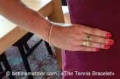 © bettinametzler.com | «The Tennis Bracelet»