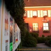 Mairie in Waldighoffen - Parlamentswahl 2017
