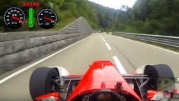 Saint-Ursanne | Bormolini Fausto mit 235 km/h 😂
