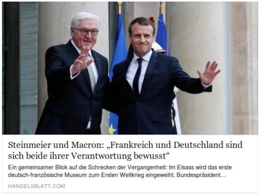 ARMISTICE_Steinmeier_u_Macron