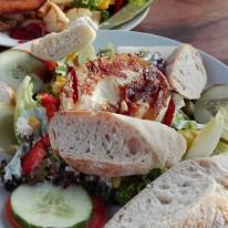 Feta-Salat mmmmhhhh!!!!