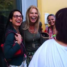 """🌺 🌿 🌻 Petra 🌺 🌿 🌻 ist so richtig natürlich, wir hatten großen Spaß... und wenn sie nicht ebenfalls """"on air"""" hätte gehen müssen, wäre sie mit uns noch auf einen Drink losgezogen"""