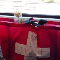 Irgendwie muss man ja schon sehen, dass ich aus der Schweiz komme 😂😂😂
