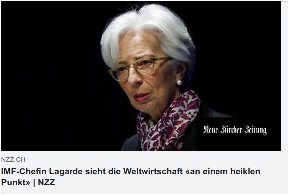 Lagarde_Weltwirtschaft