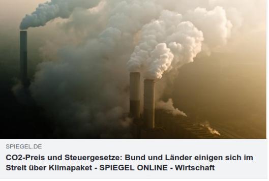 CO2-Nachbesserung
