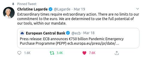 Tweet_Christine-Lagarde_750-billion-EUR