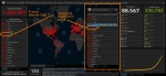 COVID-19 Weltweit mehr Coronavirus-Fälle Aktuelle Zahlen Fokus USA, Brazil, Russia,