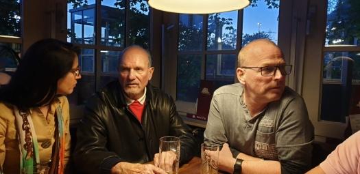 Abendessen Hamburg, Schachcafe