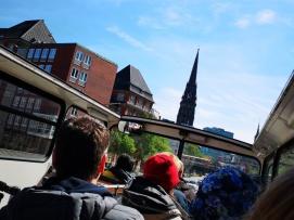 Hamburg | Stadtrundfahrt im Doppeldeckerbus