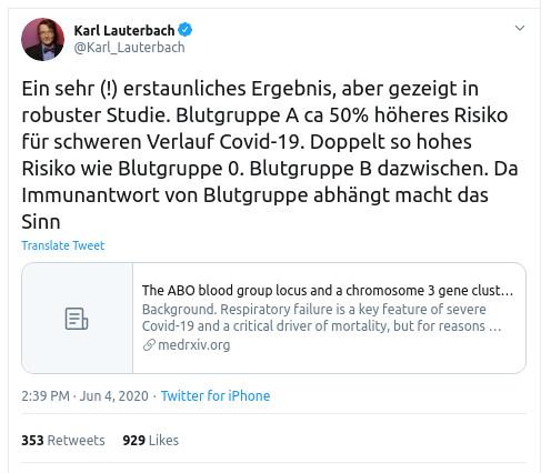 20200604-Tweed_Karl-Lauterbach_Blutgruppen